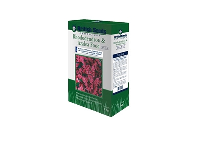 British Seeds 10-6-8 Fertilizer