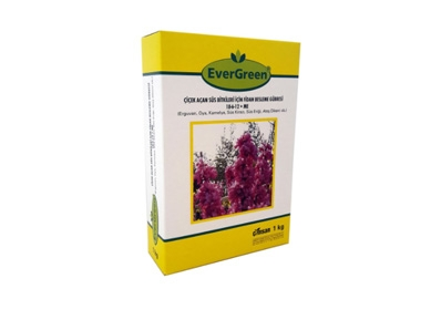 Sapling Fertilizer for Flowering Plants