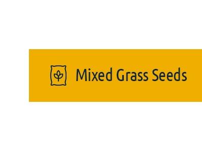 Mixed Grass Seeds