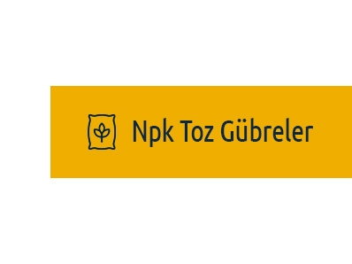 Npk Toz Gübreler